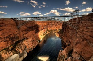 Glen Canyon Bridge - Page AZ