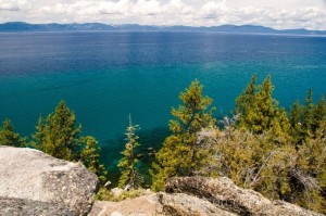 Views of Lake Tahoe