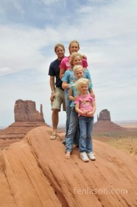 Fenlason's at Monument Valley