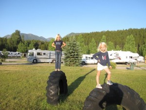 North American RV Park - Glacier NP