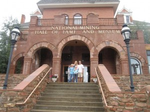 National Mining Hall of Fame and Museum in Leadville Colorado