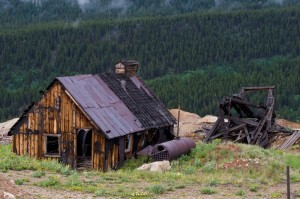 Abandoned Silver & Gold Mines