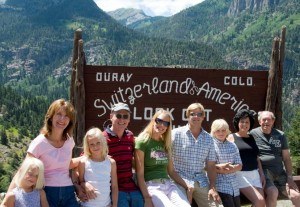 Ouray Colorado - Switzerland of America