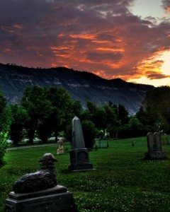 Ouray Graveyard