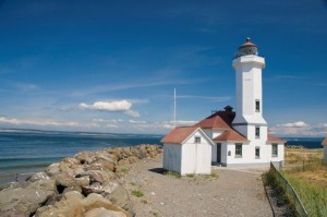 Port Townsend - Point Wilson Lighthouse