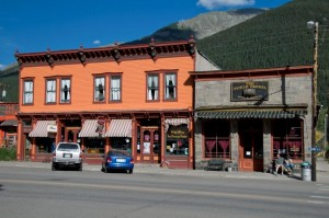 Silverton Colorado Downtown