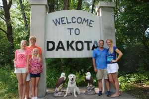 Dakota in Dakota