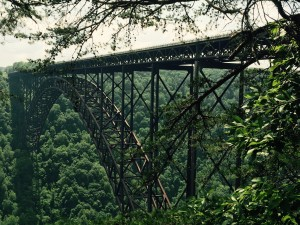 New River Gorge Bridge-Jarred