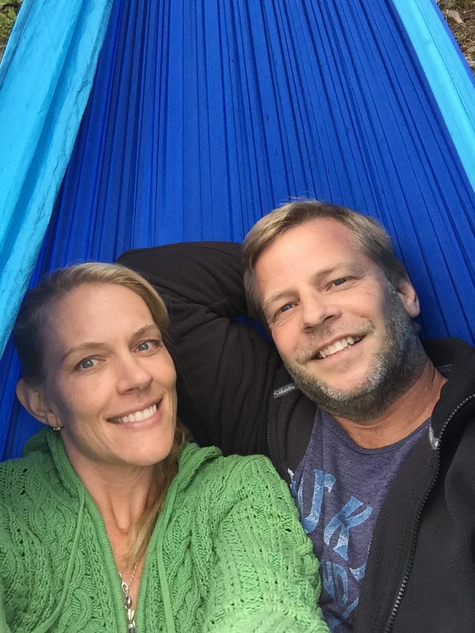 Day 4 - hammock