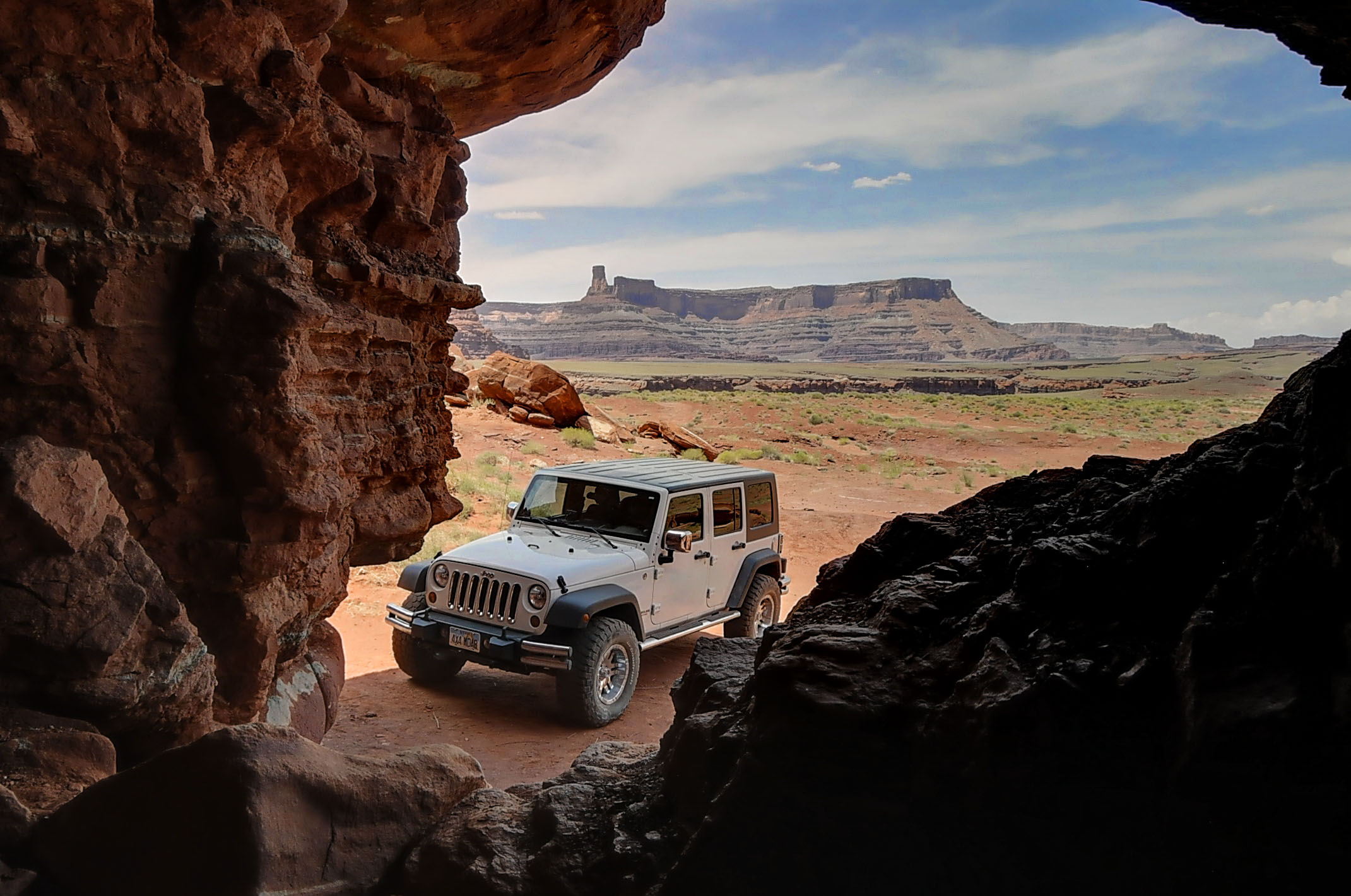 Jeep Cave HDR-a
