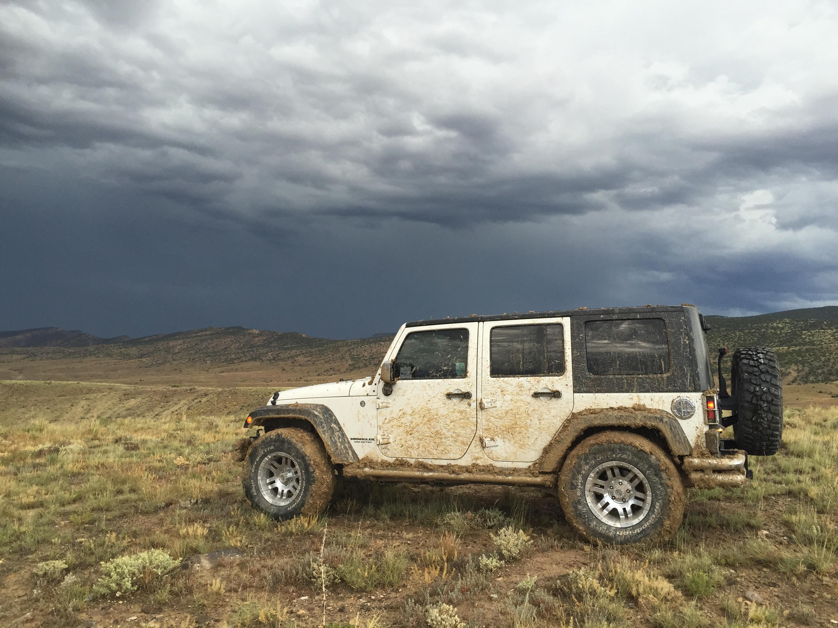 MuddyJeep