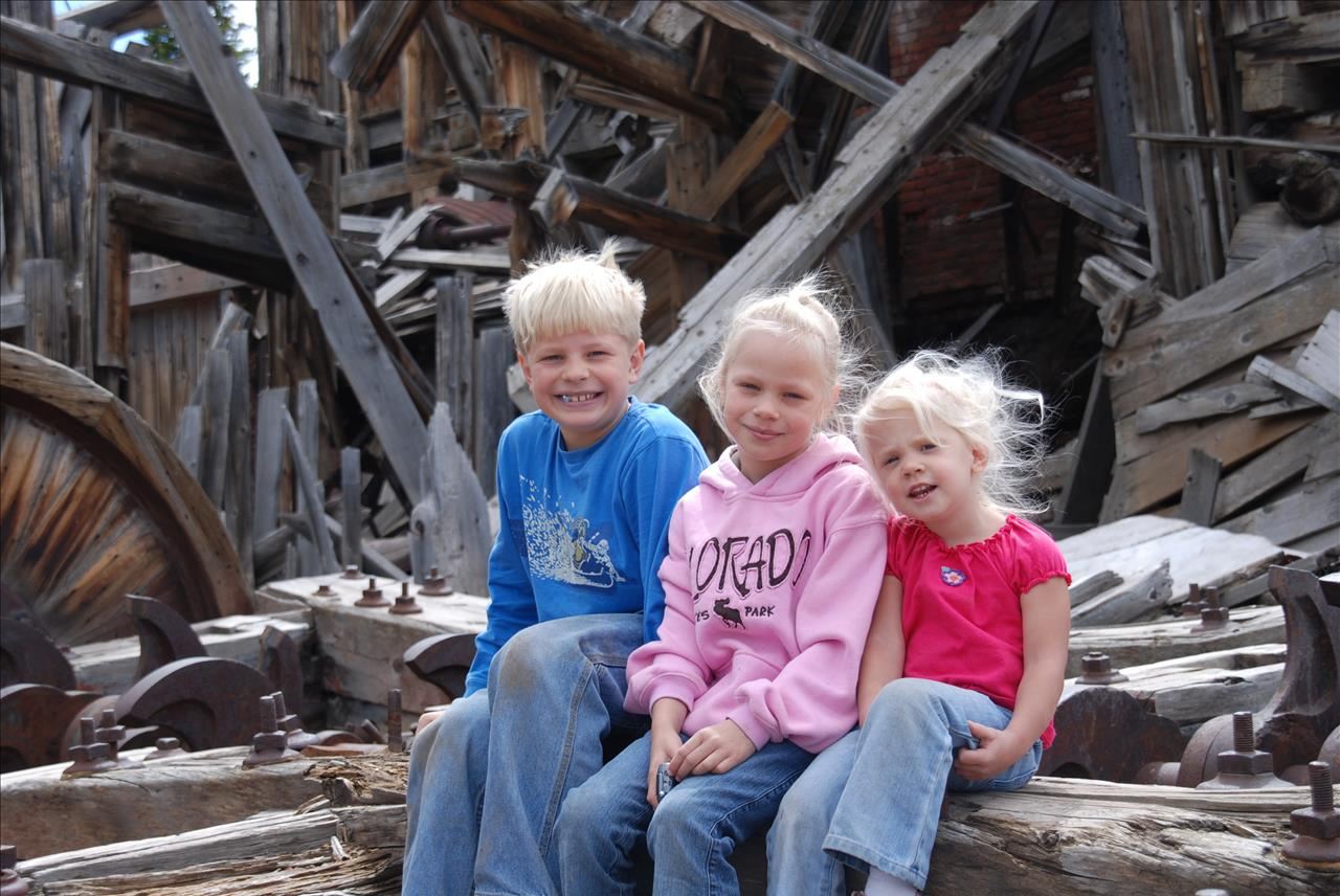 old mine kids 2007